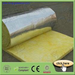 Fiberglass Wool Soundproof Heat Insulation
