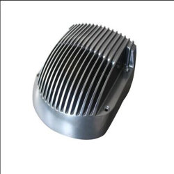 High Speed Aluminum Alloy Die Casting Part of Motor Cover