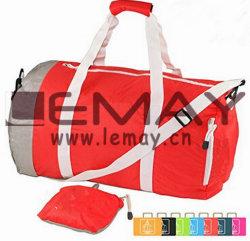 Foldable Travel Duffle Bag Sports Gym Bags Hand