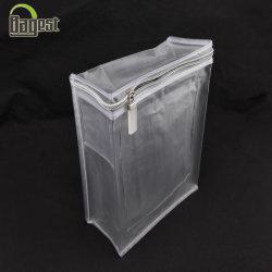 Low Price Clear Transparent Vinyl Plastic Packaging PVC Bag