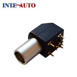 2 Pins Equivalent Lemos EPG Elbow Female Socket Connector