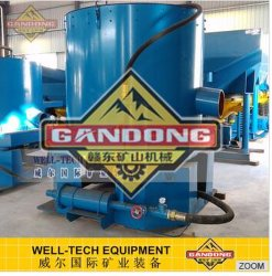 Auto Discharging Gold Centrifugal Concentrator (STLB60)