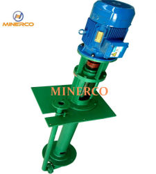 High Pressure Vertical Submersible Slurry Sump Pump