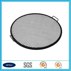 Flattened Expanded Steel Cooking Grate
