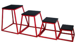 Gym Equipment Sports Physical Training Equipment Progressive Jump Box