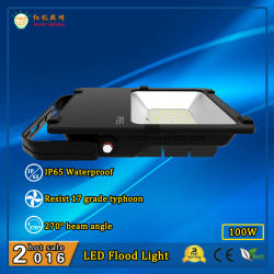 3 Years Warranty 100W IP65 LED Floodlight for Sports Fields