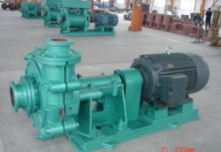 Zgb High Head Horizontal Slurry Pump Heavy Duty
