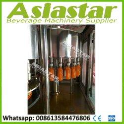 PLC Control Monobloc Plastic Bottle Juice Beverage Bottling Filling Machine