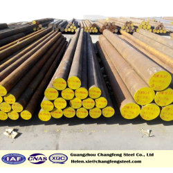 1.2344/H13/SKD61 Die-casting Steel Round Bar For Hot Rolled Steel