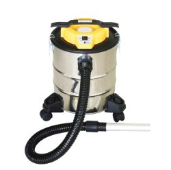 401-12L Electric Dry Dust Fireplace Ash BBQ Ash Vacuum Cleaner with Filling Indicator with or Without Wheelbase