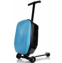 Wholesale Price Travel Trolley Luggage Scooter Bag