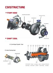 Root Vegetable Handling Sand Suction Dredge Gravel Pumps