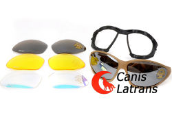 Outdoors Sport Riding Hunting Goggles Protective Glasses Cl8-0006