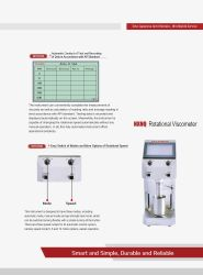 Cementing Slurry Sample Rheological Testing Viscometer Equipment