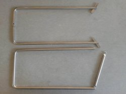 Stainless Steel Surgical Instrument Stringers