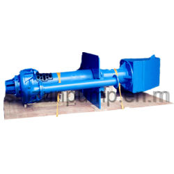 Centrifugal Submersible Sump Slurry Pump Equipment