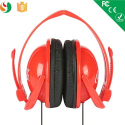 Headphone with Coco Cola Logo for Promotioanl Gift Headphone