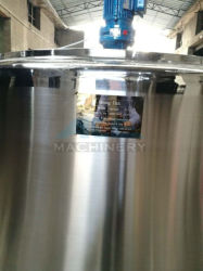 Sanitary All Stainless Steel Ketchup Ketchup Sauce Mixing Tank (ACE-JBG-7U)