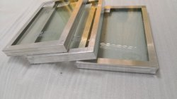 Safety Heat Resistant Fire Proof Glass