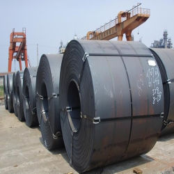China Supplier SAE 1006 Hot Rolled Carbon Steel Coils