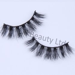 Lili Beauty 3D Mink Eyelashes Crossing Mink Lashes Hand Made Full Strip Eye Lashes More Than 40 Styles New Package Wholesale
