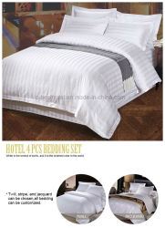 100% Cotton Bedsheet Hotel Bedding Set