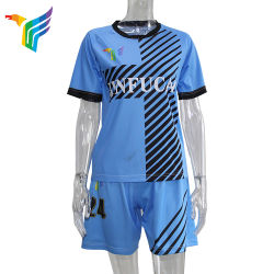 f2a876173 Wholesale Custom Comfortable Blue Short Sleeve Rugby Jersey Set for Men  Polo Shirt