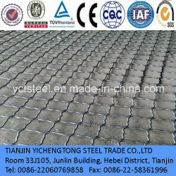 Welded Wire Mesh Used Wave Shape Wire