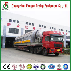 Ce ISO Certificated Rotary Dryer for Ore, Sand, Coal, Slurry Fromtop Chinese Manufacturer, Rotary Drum Calciner