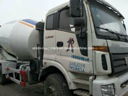 Used Concrete Truck Mixer Auman HOWO Cheap Price Mixer Truck