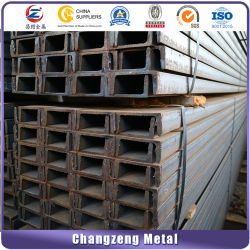 JIS Ss400 Hot Rolled Channel Steel for Structural (CZ-C43)