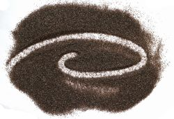 Brown/Black/ White Corundum Sand for Refractory and Abrasive