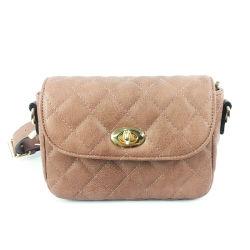 fb86516a6a Popular Design Human Leather Women Name Brand Purses