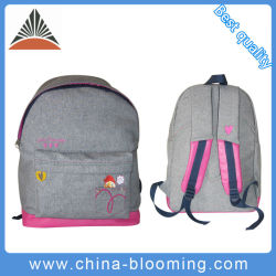 015edb68a3 Lovely Reverse of Jean Cartoon Child Kids Student School Bag