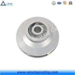 Custom Casting Pump Part for Water Pump Impeller