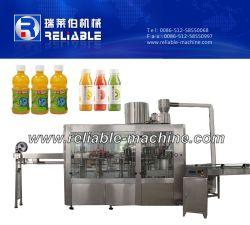 Cgfr 24-24-8 Automatic Bottle Fruit Juice Filling Machine