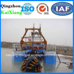 Factory Direct Cutter Suction Sand Dredging Machine with Low Price