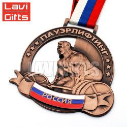 Manufacturer Custom Cheap Metal Sport Medal Display Cases