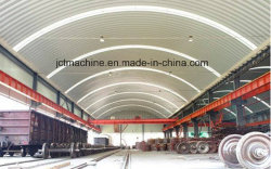 Super Long Span No-Girder Arch Roof Roll Forming Machine