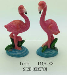 Resin Flamingo Home Decoration with Good Quality
