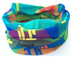 China Factory OEM Produce Customized Microfiber Seamless Magic Neck Tube Rag