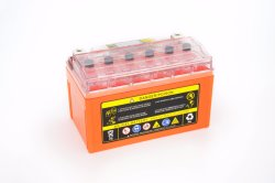 12V 7ah Ytx7a-BS Outdo Digital Display Gel Mf Maintenance Free Factory Activated Power Sports High Performance Rechargeable Lead Acid Motorcycle Battery