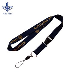 Custom Neck Strap No Minimum Order Printed Polyester Lanyards