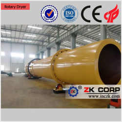 High Efficiency Rotary Dryer for Slurry