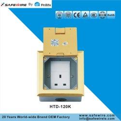 Floor Receptacle/Extension Socket/Flush Mounting Socket/Floor Box OEM Factory