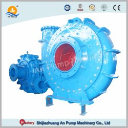 High Efficiency Centrifugal Sand Suction Diesel Engine Slurry Pump