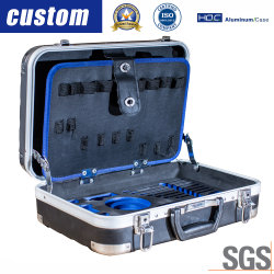 Aluminum Hard Shell Display Equipment Instrument Case for Tool, Camera, Laptop, CD, DVD
