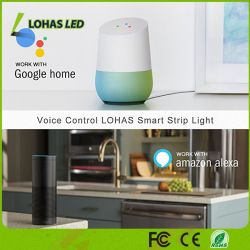 Tuya APP Contorlled RGB WiFi Smart Rope Light Flexible IP65 Waterproof LED Stirp Light for Christmas Decoration