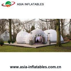 Inflatable Luna Pods Tent, Party Event LED Light Decoration Tent
