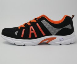 Man Shoe Fashion Design Male Sport Shoe Light Weight and Durable